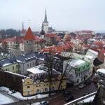 Панорама Таллинна