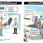 Юмористические картинки про лоукостерные авиакомпании