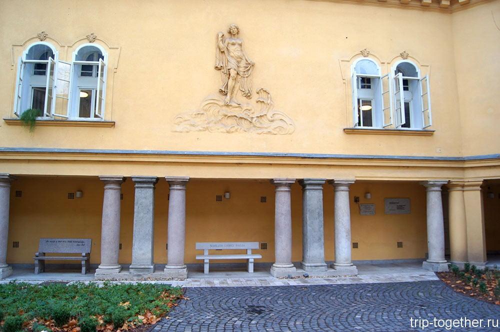 Купальня Лукач