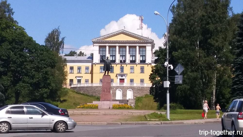 Зеленогорск. Ленинградская область.