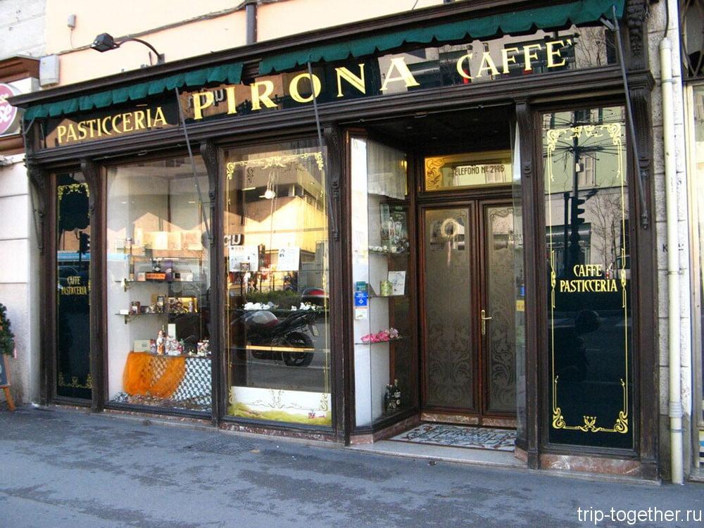 Исторические кафе Триеста