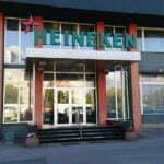 Завод Heineken в Санкт-Петербурге