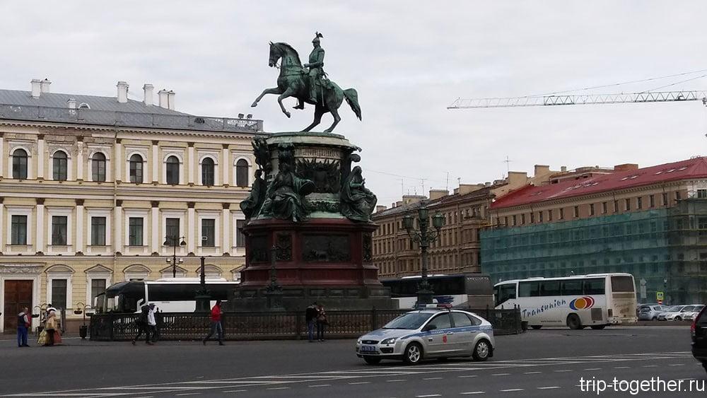 Монферран Петербург