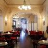 Кафе в Триесте. Италия.