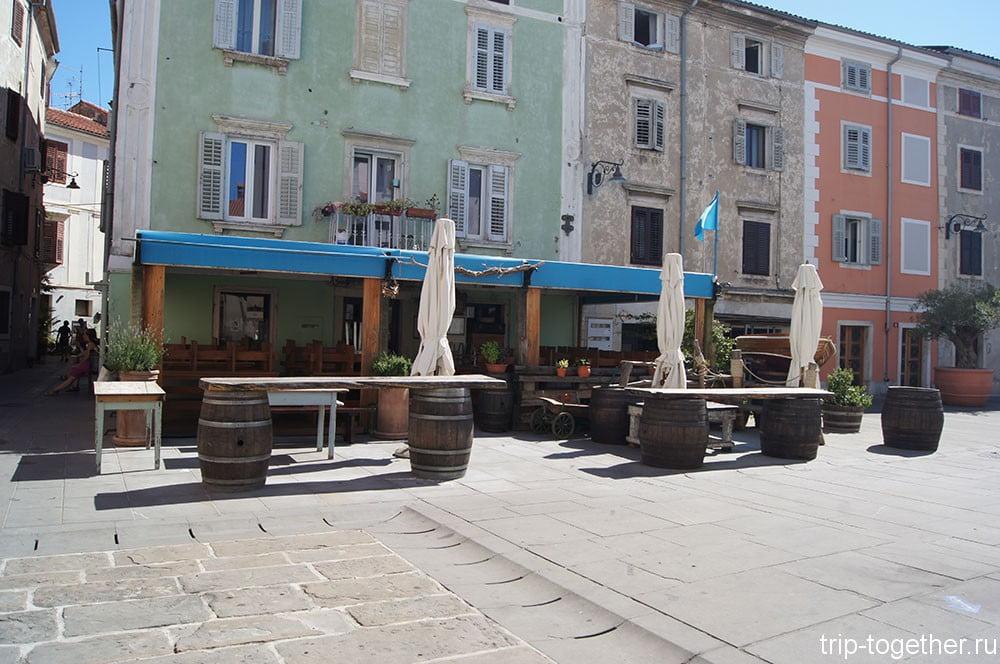 Изола, Словения