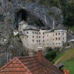 Предъямский замок, Словения.