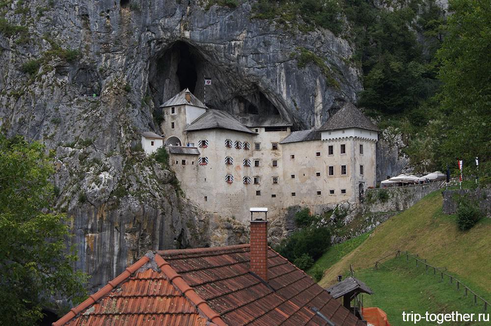 Предъямский замок