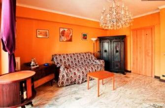 Квартира, которую мы снимали в Риме