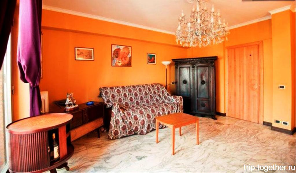 Квартира 50 евро в Риме