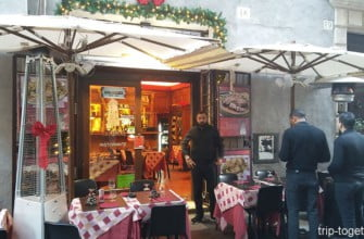 Плохие парни, которые нас развели в ресторане в Риме