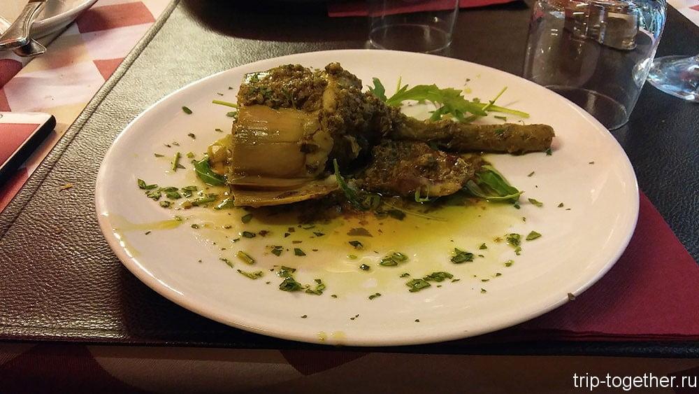 Развод в ресторанах Рима