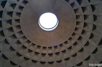 Пантеон в Риме, интересные факты