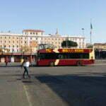 Площадь у вокзала Термини