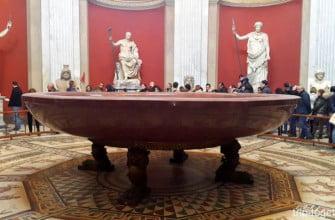 Что там в музеях Ватикана