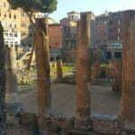 Рим в районе пьяца Навона