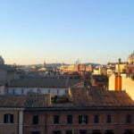 Рим с капитолийского холма