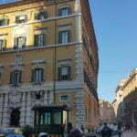 Так выглядят улицы Рима в центре