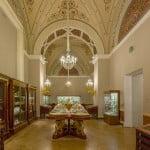 Общий вид залов, ювелирное искусство XIX века