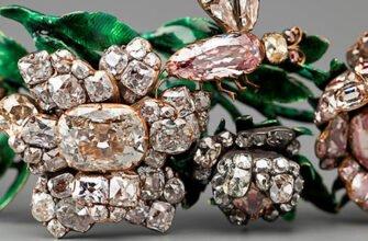 Бриллиантовая кладовая Эрмитажа