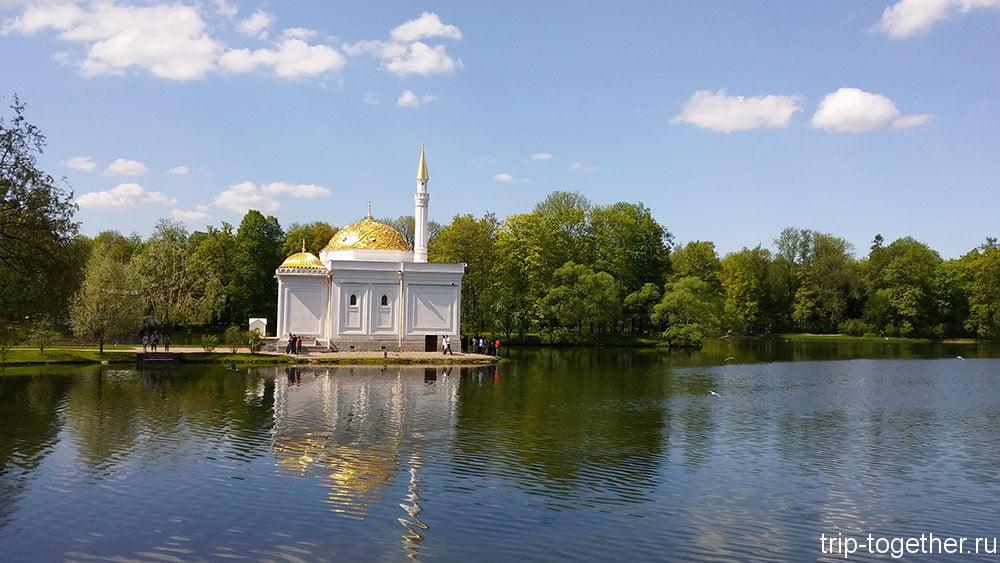 Турецкая баня, архитектор И.Мониггети, 1828-1829 годы