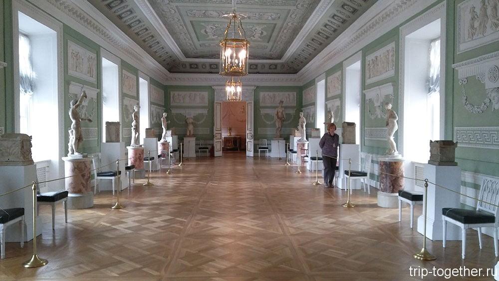 Дворец, Павловск