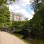 Павловский парк. Санкт-Петербург