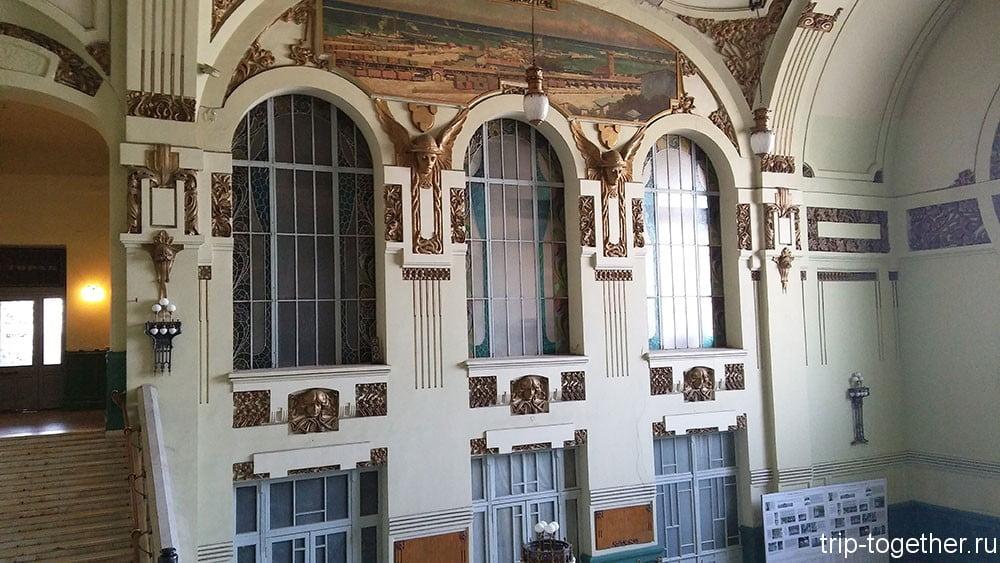 Витебский вокзал, Санкт-Петербург
