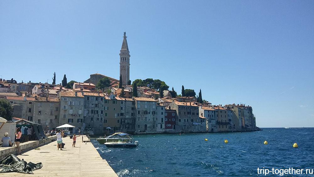 Отчет о путешествии по Истрии. Хорватия.