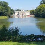 Королекский парк Лазенки в Варшаве