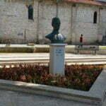 Памятник епископу Юрай Добриле (1812-1882)