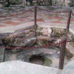 Купель для крещения Евфразиева базилика