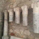 Колонны, Евфразиева базилика