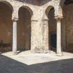Атриум. Евфразиева базилика