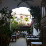 Ресторанчик на улице Декуманос