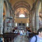 Интерьер церкви святой Ефимии