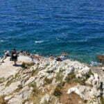 Пляж Старого города Ровинь