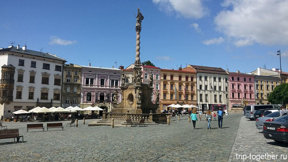Брно, Чехия. Достопримечательности на карте, фото, описание, что посмотреть за 1 день туристу