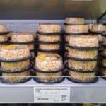 Свежий сыр в ореховой обсыпке, 125 гр., 2,49 евро