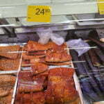 Лосось горячего копчения в сыре - 24,90 евро