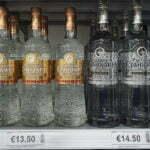 Водка Русский Стандарт - 13,50 евро литр