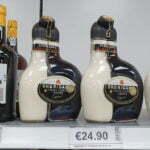 Кофейный ликер Sheridan - 24,90 евро за 1 литр