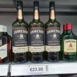 Ирландский виски Jameson -