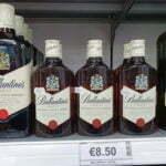 Шотландский виски Ballantines - 8,50 евро за пол литра