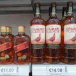 Шотландский виски Famous Grouse - 14,90 евро за литр