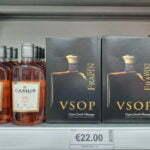 Коньяк FrapinVSOP - 22,90 евро за пол литра