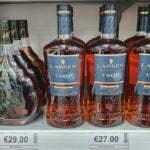 Коньяк Ларсен VSOP - 27 евро литр