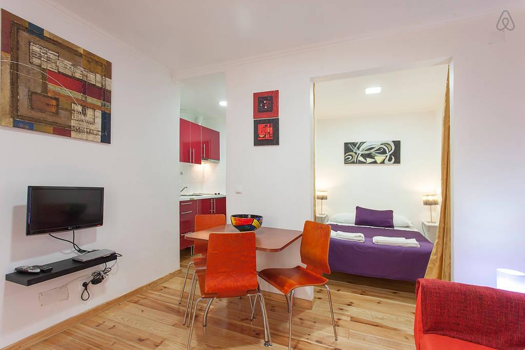 Квартиры в Лиссабоне