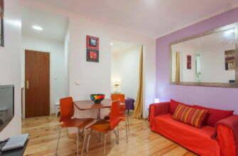 Наша квартира в Лиссабоне у вокзала Россиу
