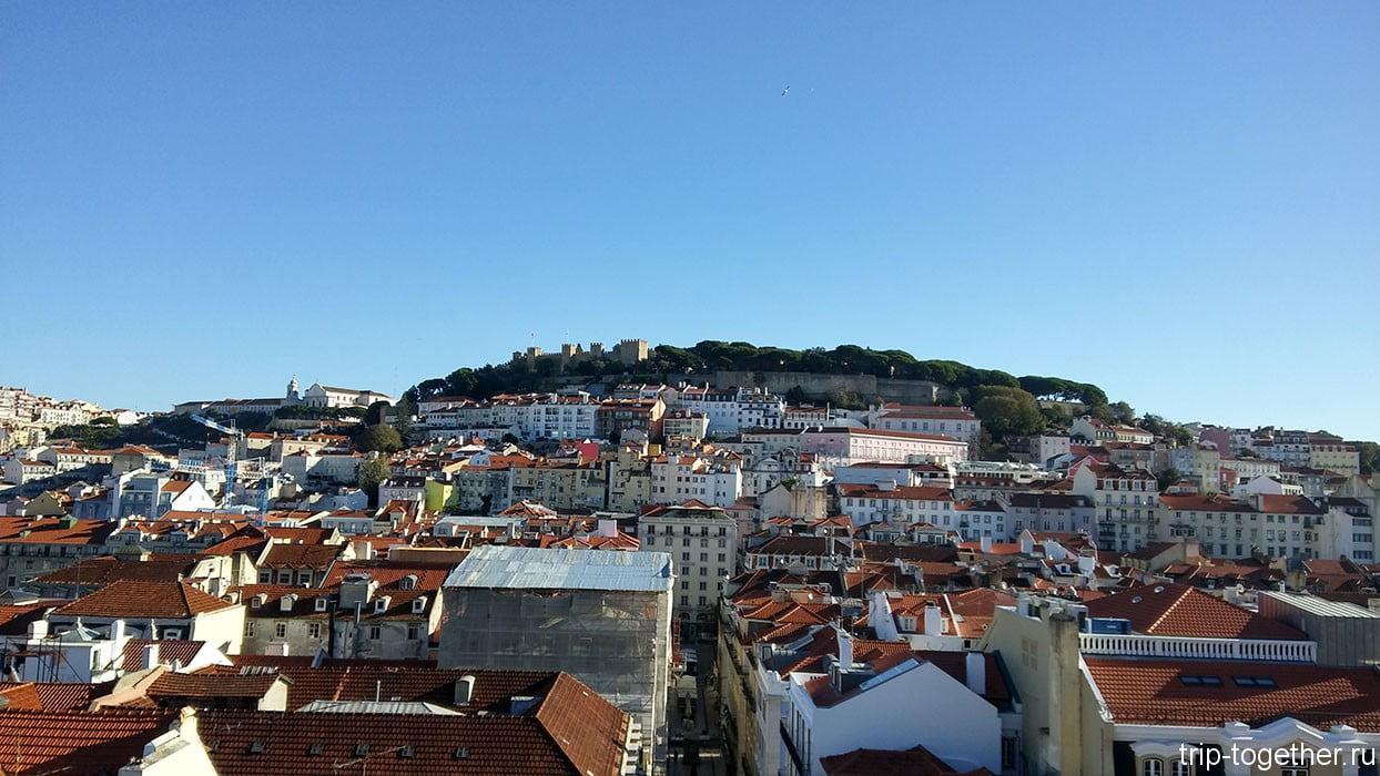 Лиссабон - отчет о поездке