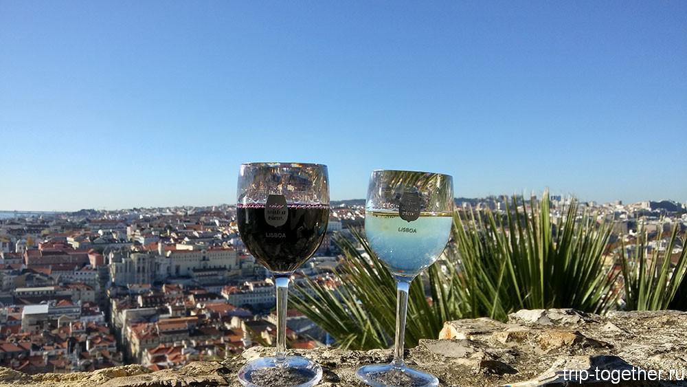 Отчет о семейной поездке в Лиссабон
